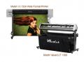 Mutoh ValueJET 1324 Large Format Color Printer & ValueCUT 1300 Package